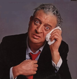 "Rodney Dangerfield: ""When I was young my parents moved a lot, but I always found them."""