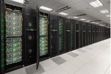 Texas Advanced Computing Center's Stampede Supercomputer (Photo Courtesy TACC)