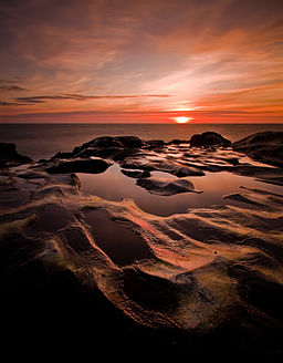 Cape_Kiwanda_at_sunset