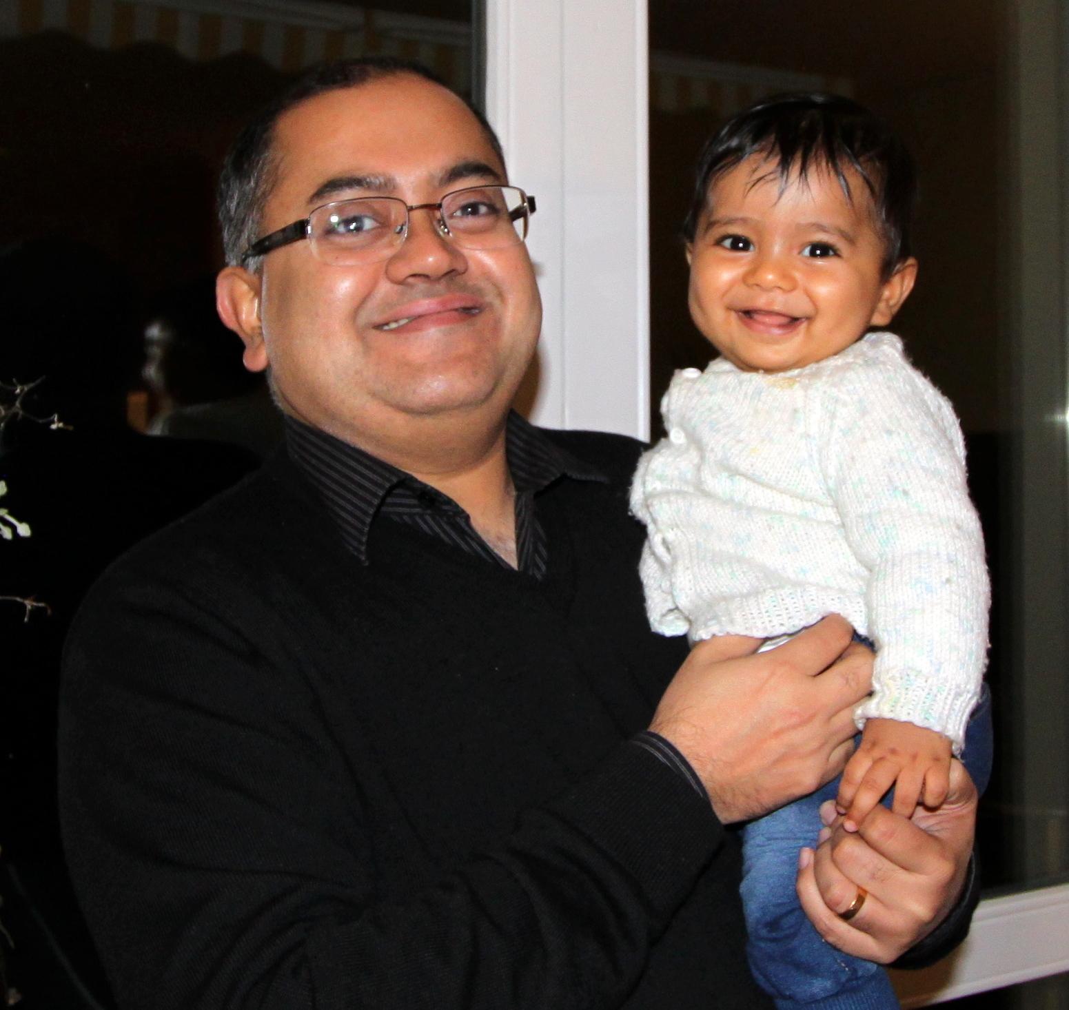 samarjit and son