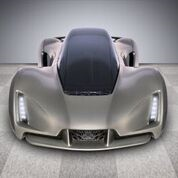 World's first 3D-printed supercar (Source: Divergent Microfactories)