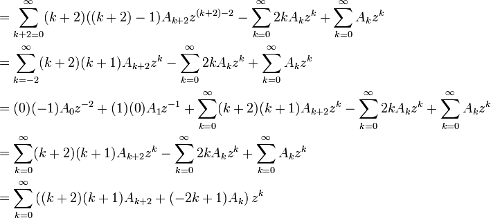 differential equationa