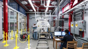National MagLab's 21 tesla ICR magnet (Source:  National MagLab)