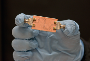 A ferromagnetic resonance spectrometer (Source: NIST)