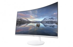 Samsung's quantum dot monitor (Source: company)