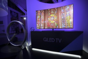 Samsung's quantum dot TV (Source: company)