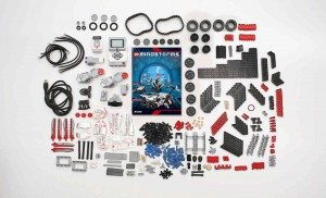 Lego Mindstorms Robotics Kit (Source: lego.com)