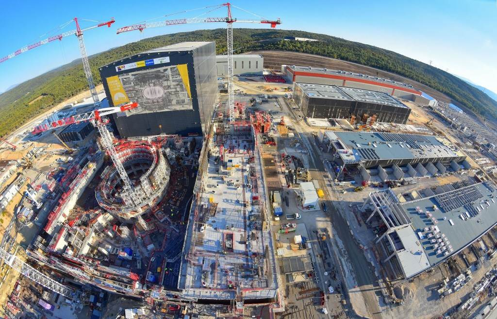 iter project The construction site of the international thermonuclear experimental reactor (iter) in saint-paul-les-durance, southern france, on may 18, 2015 in 1985, then soviet leader mikhail gorbachev and us president ronald reagan launched one of the unlikeliest ideas of the cold war under it, the soviet.