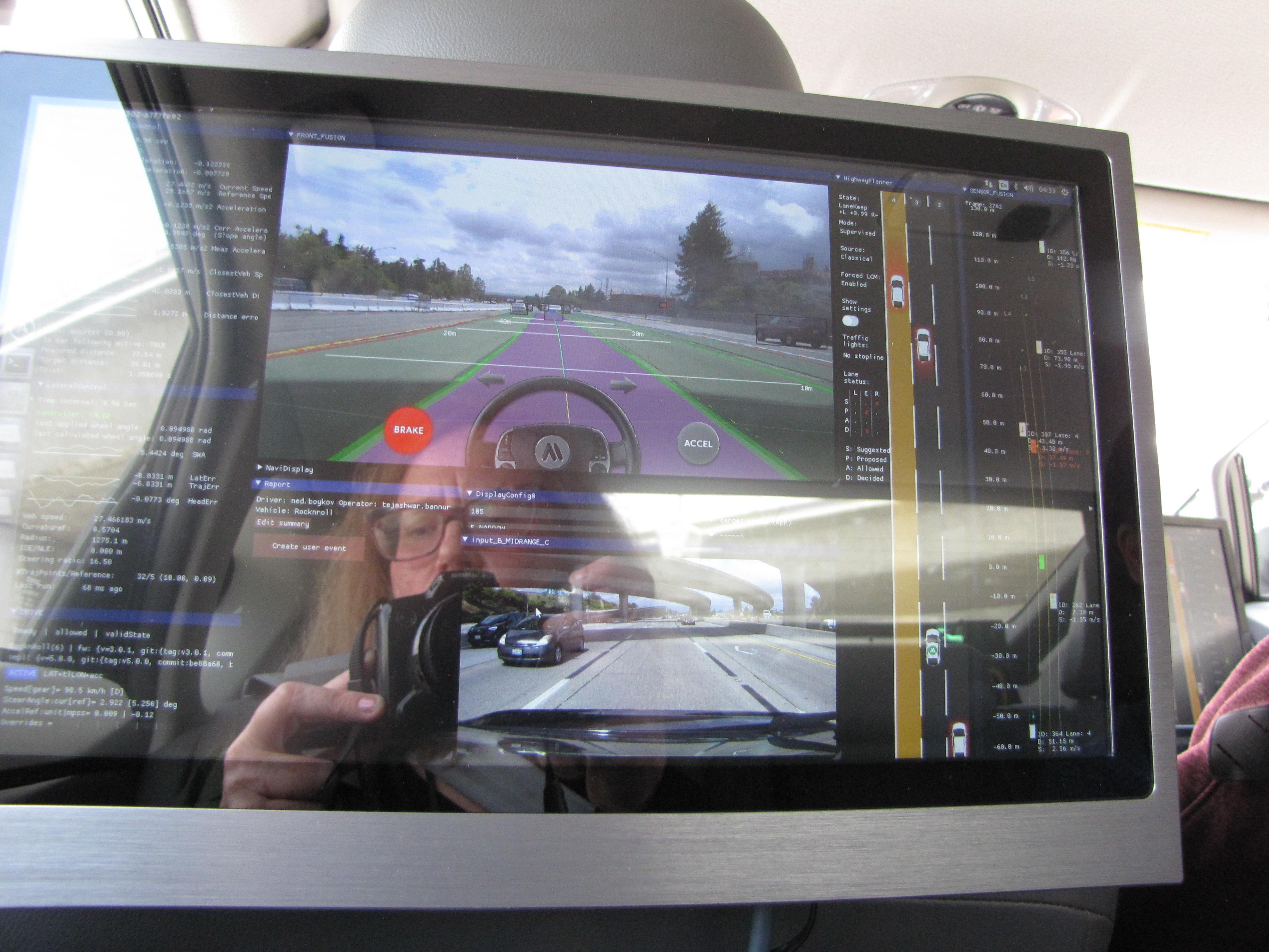 aiMotive self-driving car, Semiengineering.com